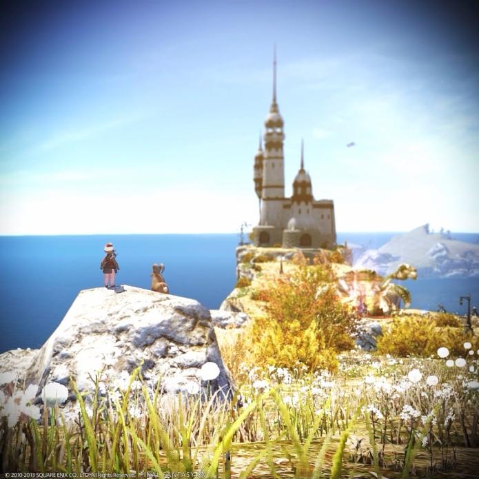 ラノシアの風景