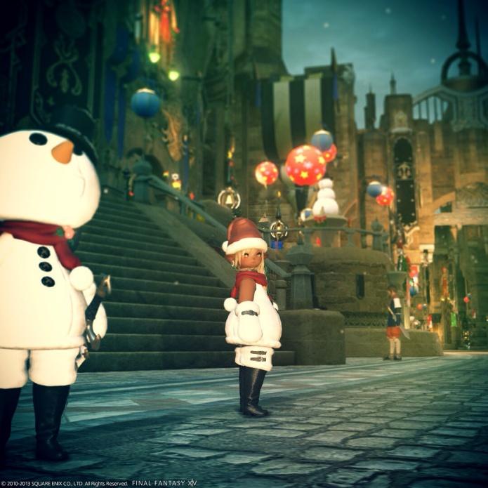クリスマスが誕生日だとプレゼントは1つです( •́⍛•̀)。